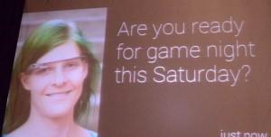 Google Glass Uygulamaları Ekran Görüntüleri