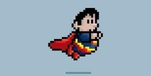 8 Bitlik Süper Kahramanlar