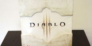 Diablo 3 Collector's Edition Kutu Açılımı