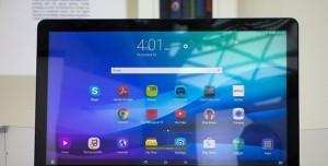 Samsung Galaxy View, Apple iPad Pro'ya Rakip Olabilir mi?