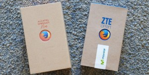 Firefox OS Fotoğrafları