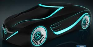 Mercedes Blackbird