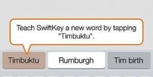 SwiftKey Note Ekran Görüntüleri