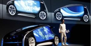 Toyota Fun-Vii: Dört Tekerli Akıllı Telefon