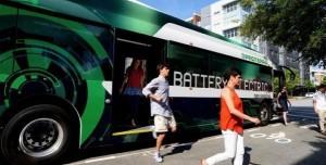 Proterra: Elektrikli Toplu Taşımaya Merhaba Deyin