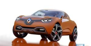 2011 Renault Captur Tanıtıldı