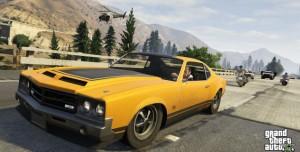 GTA 5 Ulaşım için Araçları Ekran Görüntüleri Yayınlandı