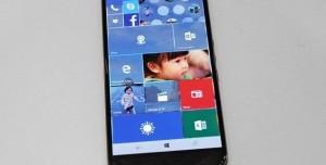 Acer Jade Primo Windows 10 Mobile Görüntülendi