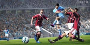 FIFA 14 için İlk Ekran Görüntüleri Yayınlandı
