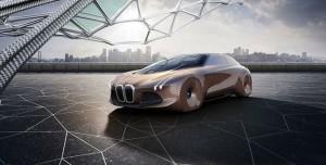 BMW'den 100. Yıl Kutlaması: BMW Vision Next 100
