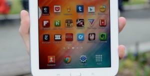 Samsung Galaxy Note 8.0 Fotoğrafları