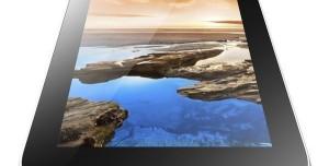 Lenovo'nın Yeni A Serisi Tabletleri Eşsiz Multimedya Deneyimi Sunuyor