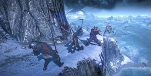 The Witcher 3 İlk Ekran Görüntüleri