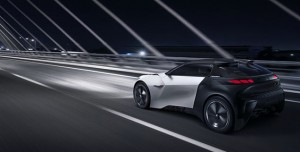 Peugeot Fractal: Yeni Nesil Elektrikli Otomobil