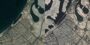 Google Earth ile Şaşırtıcı Görüntüler