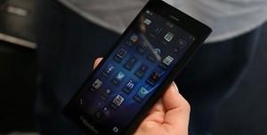 BlackBerry Z3 Fotoğrafları