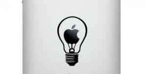En Yaratıcı iPad Etiketleri