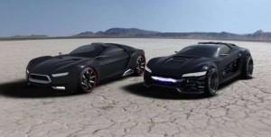 Ford Mad Max Konsept Arabaları