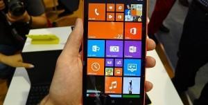 Nokia Lumia 1320 Fotoğraf Galerisi