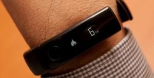 LG Lifeband Touch ve Heart Rate Earphones Galeri