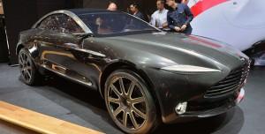 Aston Martin DBX Fotoğrafları
