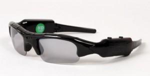 Video Kamera Güneş Gözlüğü