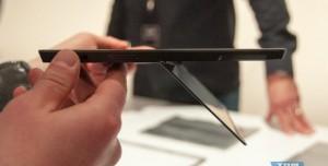 Microsoft Surface'ın Tanıtım Görüntüleri