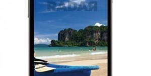 Philips Sapphire S616, Özel Göz Yormayan Ekranla Geliyor