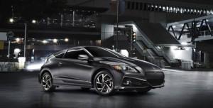 Honda CR-Z Hybrid 2016 Geliştirilmiş Tasarımıyla Karşımızda