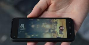 HTC First Fotoğrafları