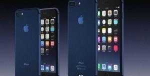 Koyu Mavi Renkli iPhone 7 Konsepti Büyülüyor