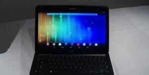 Samsung ATIV Q Tablet Fotoğrafları