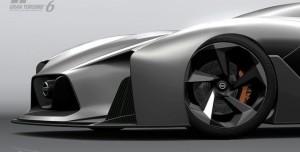 Nissan 2020 Vision Gran Turismo Gerçek Oluyor
