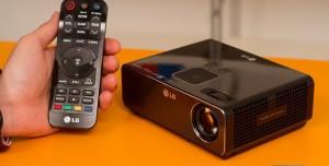 LG HW 300G HD LED Projektör Fotoğrafları