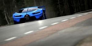Hız ve Adrenalin'in Diğer Adı: Bugatti Vision Gran Turismo