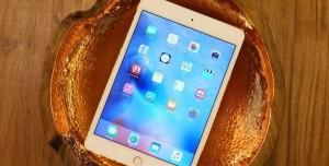 iPad Mini 4 Fotoğrafları