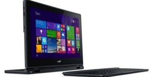Acer'dan 5'i 1 Yerde: Acer Aspire Switch 12