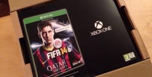 Xbox One Day One Edition Kutu Açılımı