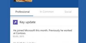 Microsoft Revolve: İş Kullanıcılarına Özel İletişim Uygulaması
