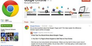 İlham Alınacak En İyi Google+ Marka Sayfaları