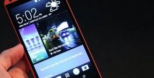 HTC Desire 816 Fotoğraf Galerisi