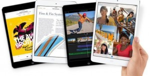 Yeni iPad mini Fotoğraf Galerisi