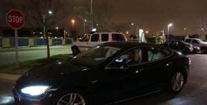 Tesla Model S Fotoğrafları