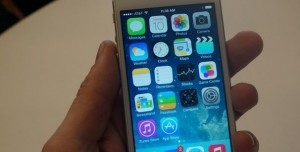 iPhone 5S Fotoğraf Galerisi