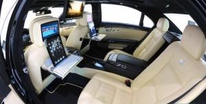 Dünyanın En Hızlı Ofisi: Brabus iBusiness 2.0