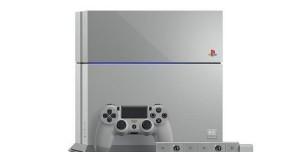 Sony PlayStation 4 20. Yıl Özel Sürümü Galeri