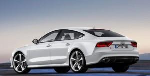 Audi RS7 Sportback Fotoğrafları