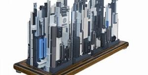 Bilgisayar Parçalarından Şehirler