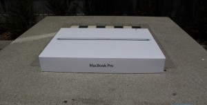 Yeni MacBook Pro Kutu Açılımı