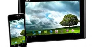 Telefon, Tablet ve Netbook Hepsi Asus Padfone'da Bir Arada
